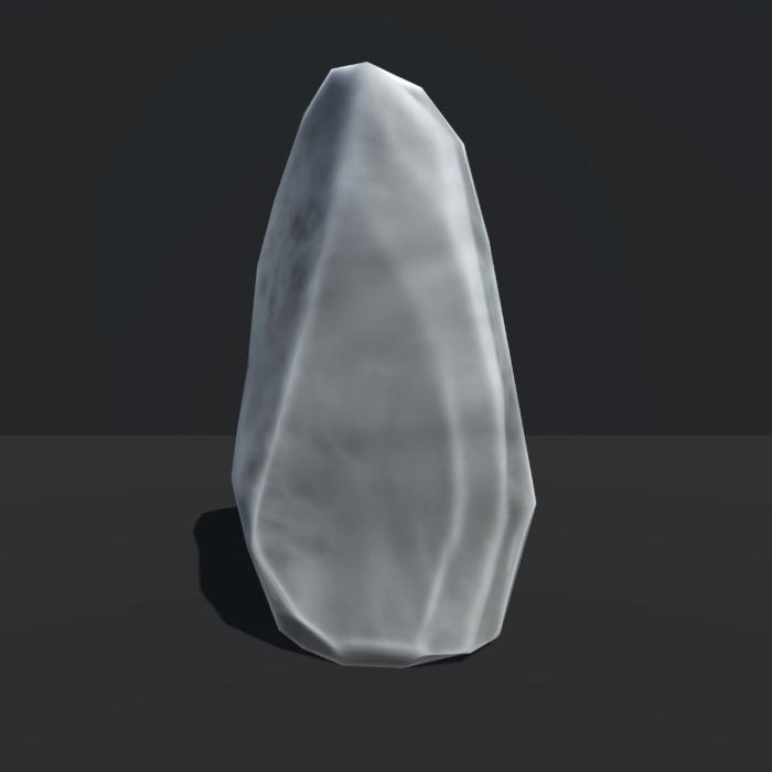 Tall Rock, Unity 3d