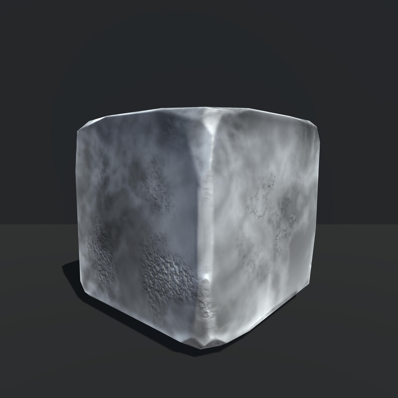 Chiseled Rock, Unity 3d