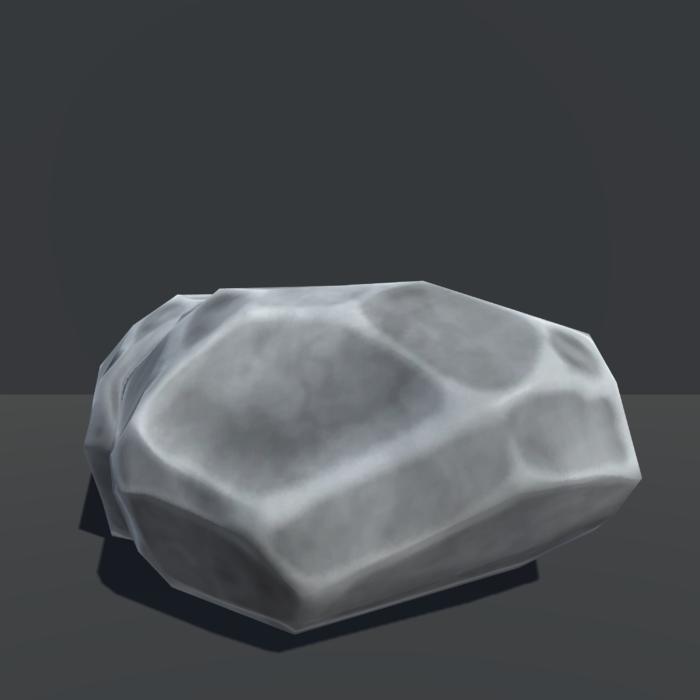 Medium Rock Unity3d