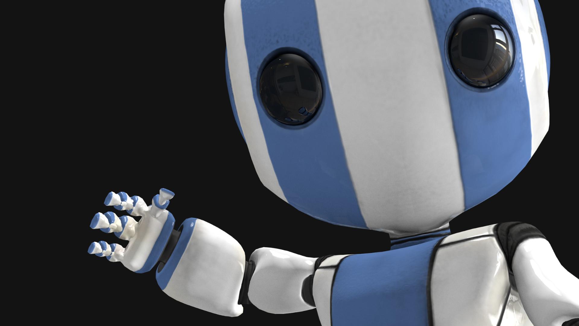 Robot Game Dev Example