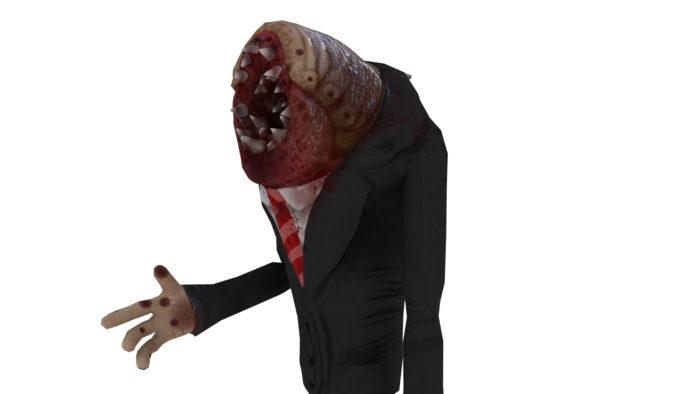 Professional Parasite Handshake