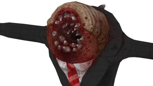 Professional Parasite Hug